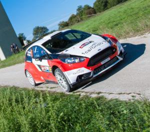 Peter Scharmach - Ford Fiesta R5