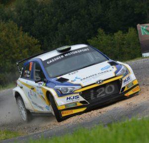 Hans-Peter Haid - Hyundai i20 R5