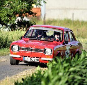 Heiko Dlugos - Ford Escort MK I Twin Cam
