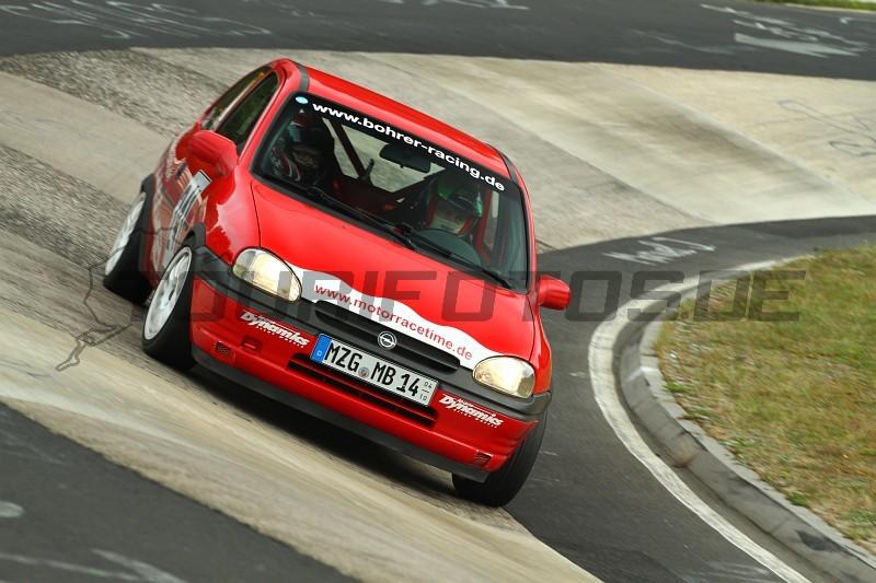 Tim Rauber - Opel Corsa B